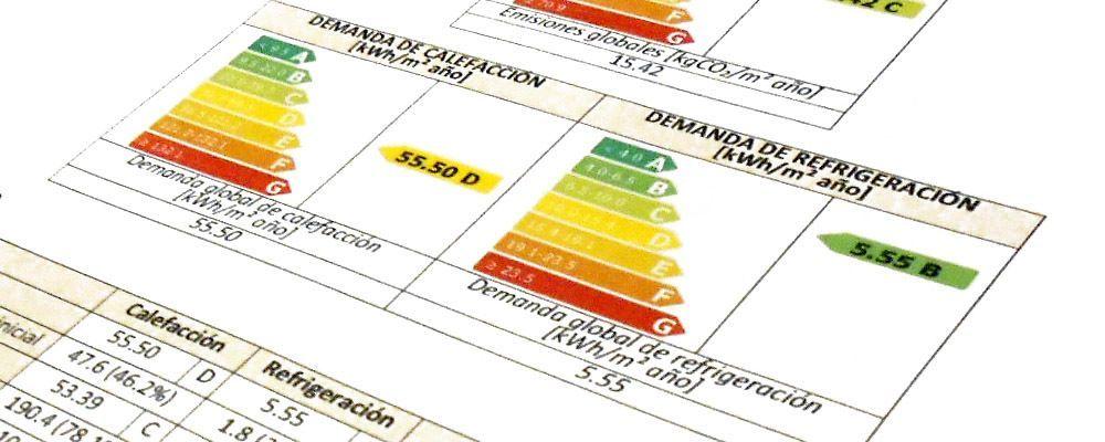 certificados informes certificado eficiencia energetica perito arquitecto dictamen pericial
